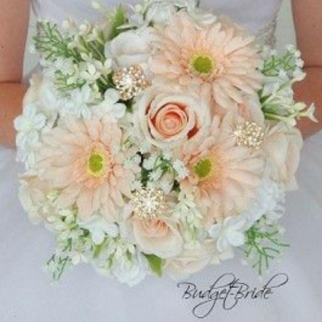 Gerbera come fiore per il mio bouquet da sposa? 5