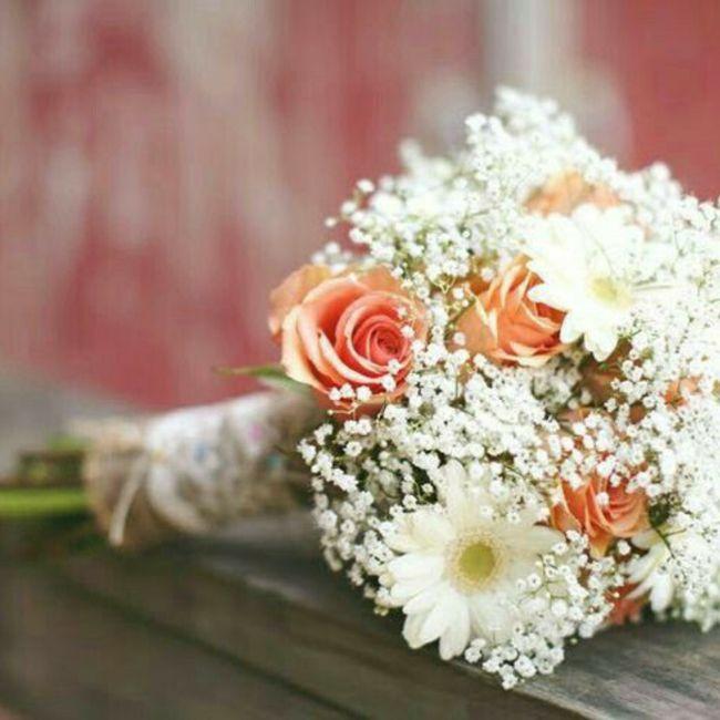 Gerbera come fiore per il mio bouquet da sposa? 7