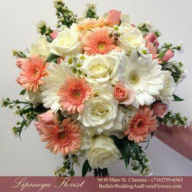 Gerbera come fiore per il mio bouquet da sposa? 9