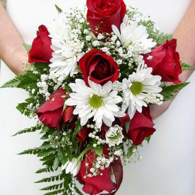 Gerbera come fiore per il mio bouquet da sposa? 10