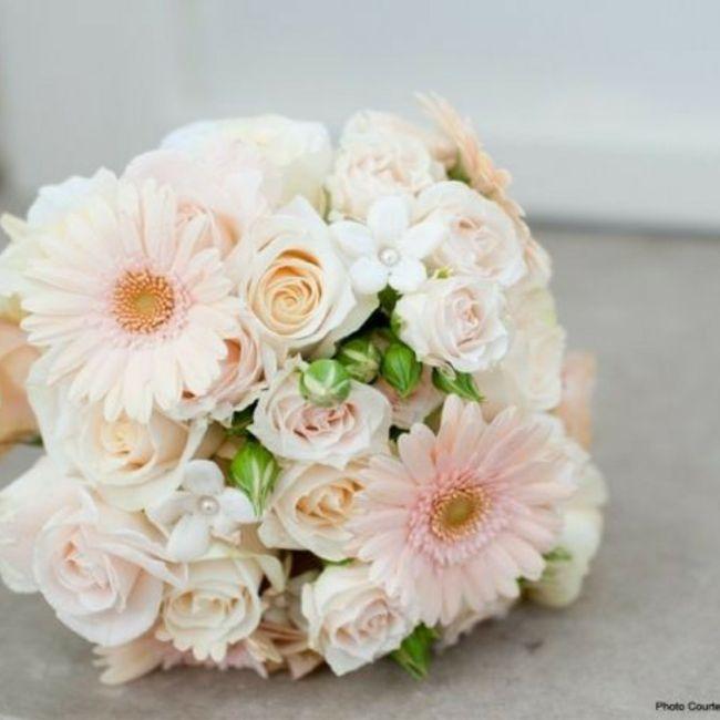 Gerbera come fiore per il mio bouquet da sposa? 11