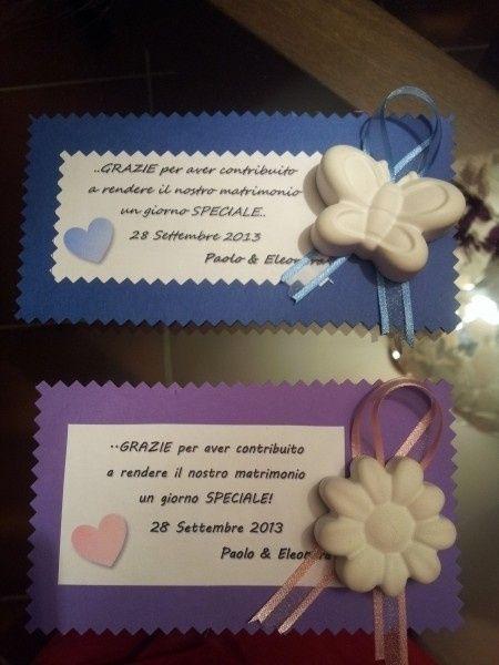 Favori Frase ringraziamento - Organizzazione matrimonio - Forum  NP85