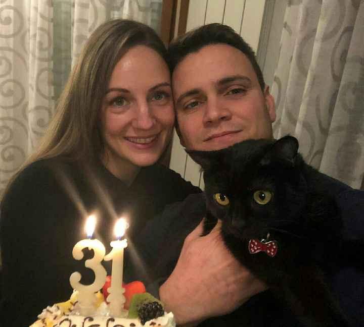 Foto di nozze con i nostri amici animali - 1