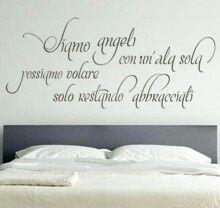 Parete camera da letto vivere insieme forum - Adesivi parete camera da letto ...