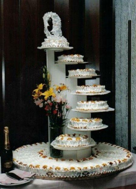 Torta nuziale: come sarà la vostra? - Página 2 - Cerimonia nuziale ...