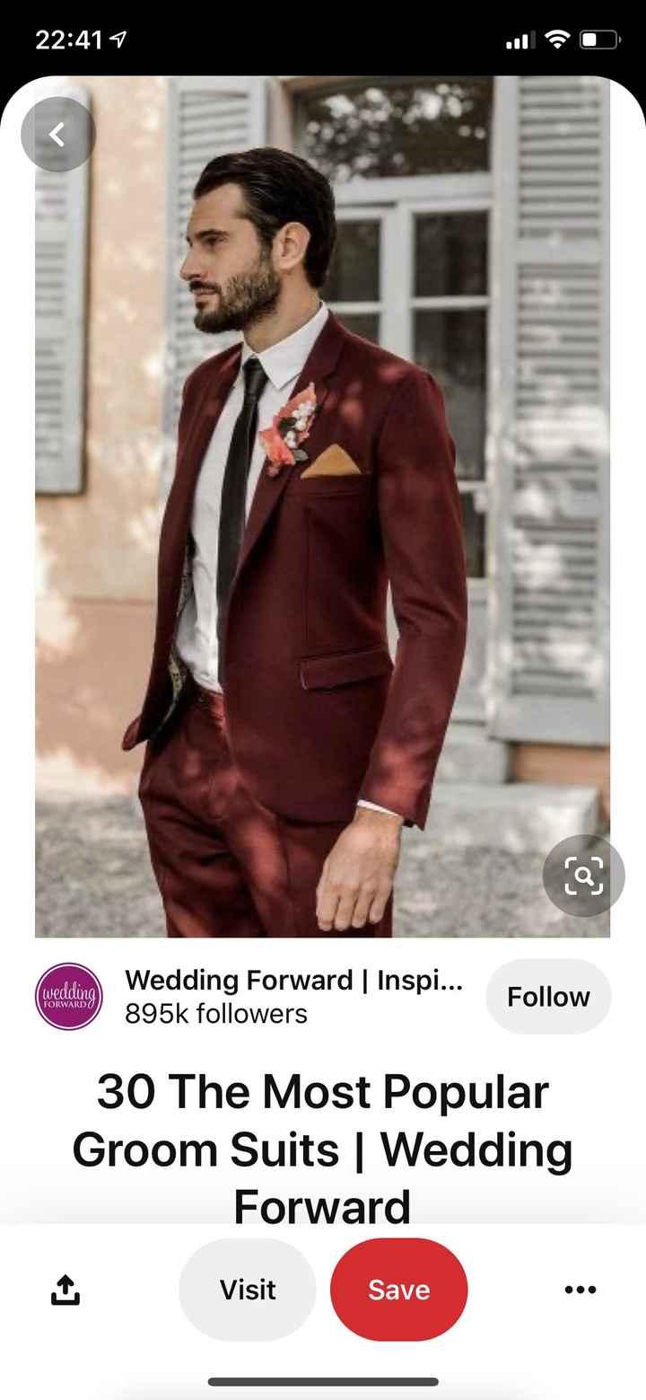 Quale colore scegliere per il vestito da sposo? 🤵 3