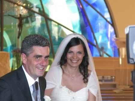 EVVIVA! Finalmente marito e moglie
