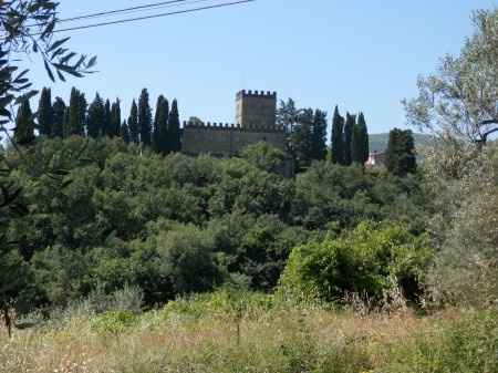Il castello Pratelli