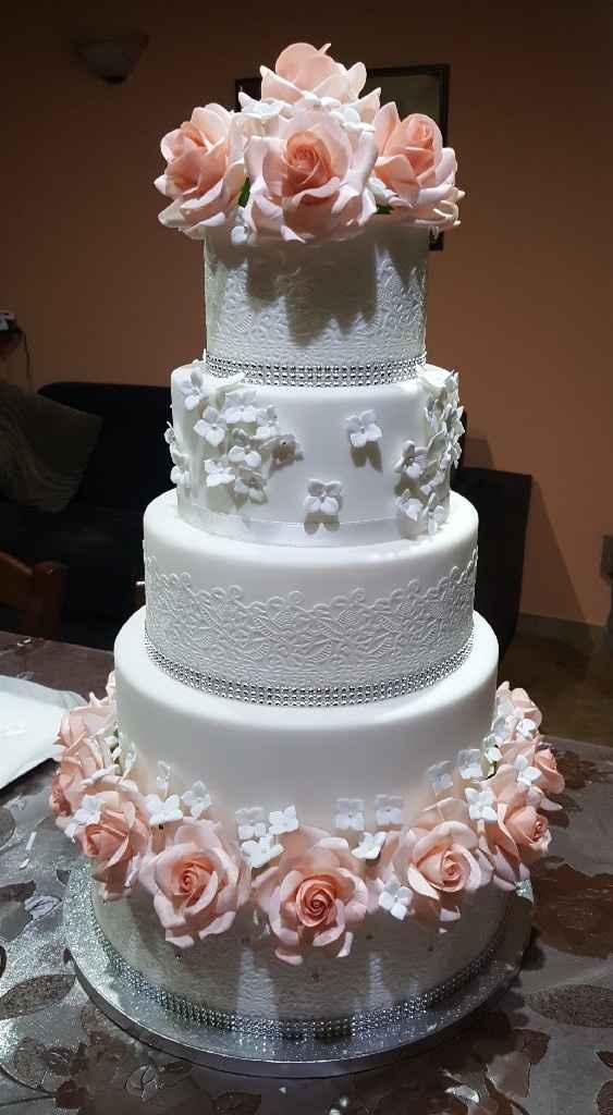 La nostra wedding cake - 1