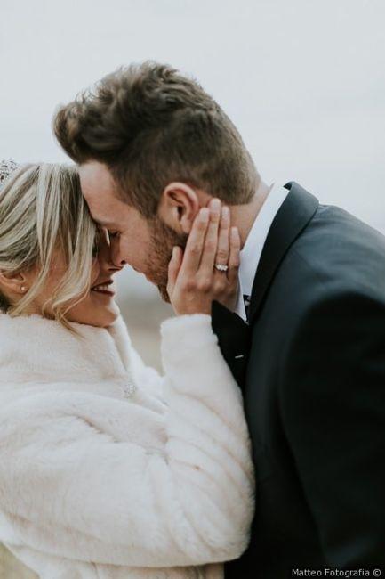 Chi tra i due si emozionerà di più il giorno delle nozze? 💏 1