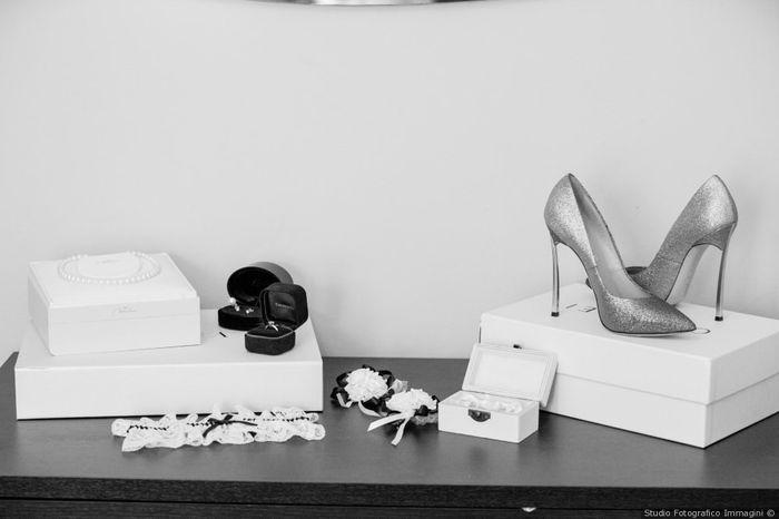 Quali scarpe vinceranno 4 Matrimoni.com? 👠 1
