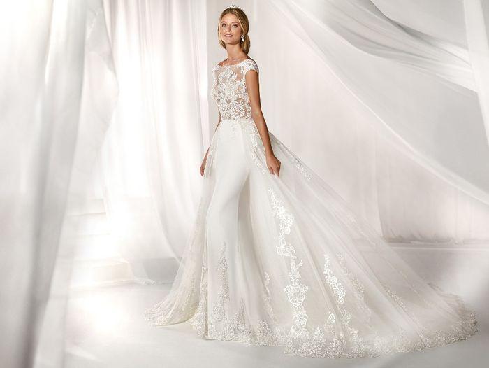La combinazione perfetta per l'abito dual dress 2