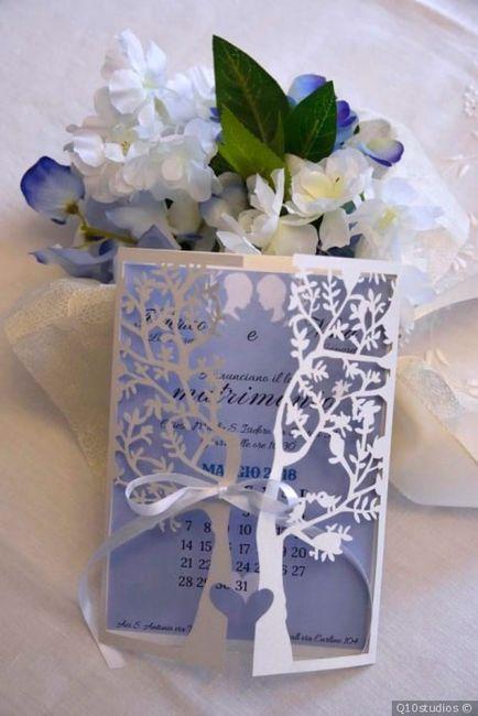 Partecipazioni di nozze: cartacee od online? ✉️ 1