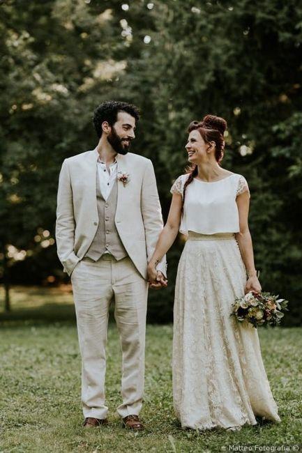 Cosa è vietato agli sposi il giorno prima delle nozze? 1