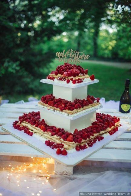 Crea la tua torta nuziale 🍰 1
