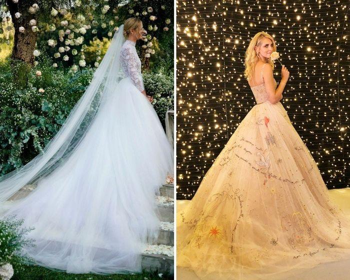 d0c1ffe02a0d Cambio abito da sposa  sì o no  - vip - Forum Matrimonio.com
