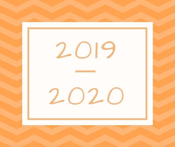 2019 o 2020? 🎁 1