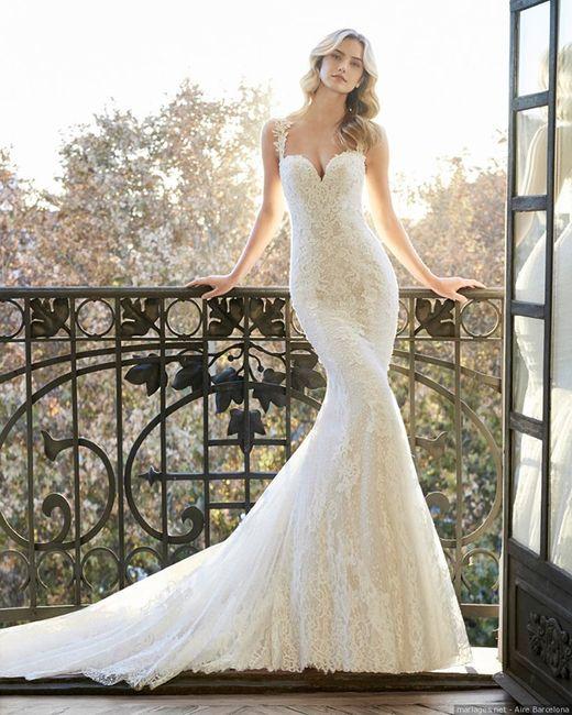 5d7f4451279f Oggi mi sposo con... questo abito! - Moda nozze - Forum Matrimonio.com