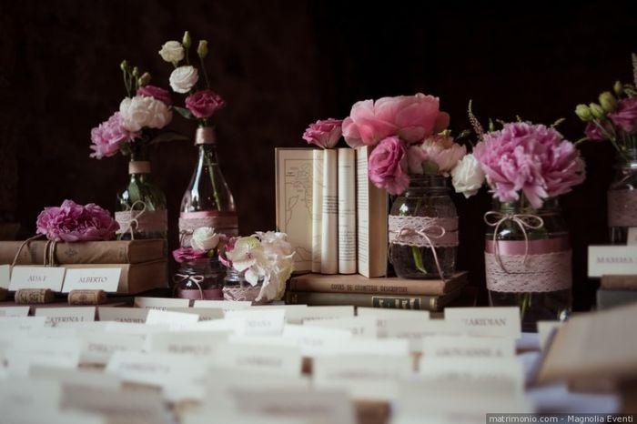 Scegli il tableau de mariage più adatto alle tue nozze 🎁 1