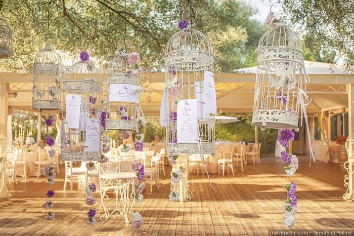 Scegli il tableau de mariage più adatto alle tue nozze 🎁 3