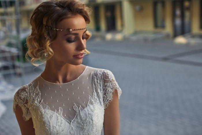 Sei una sposa di tendenza 2019? - L'acconciatura 1