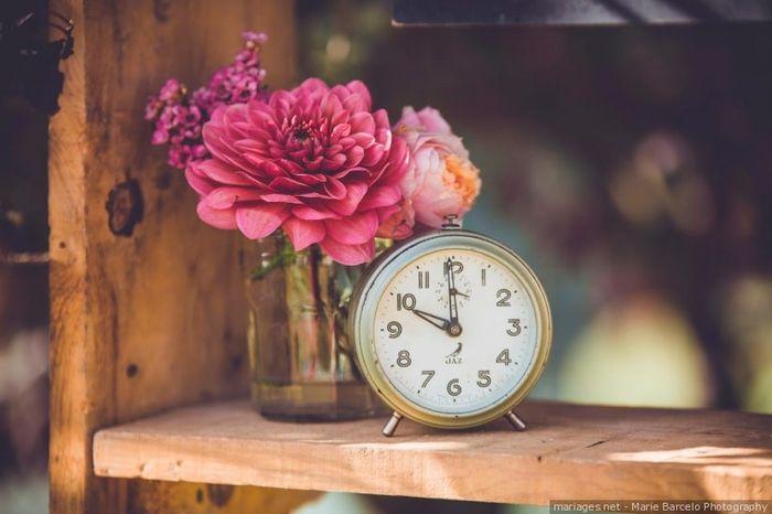 Dimmi l'ora delle tue nozze e ti dirò... 1
