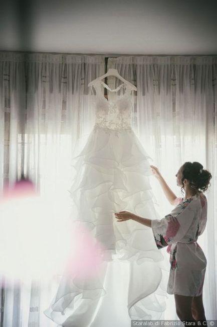 A di Abito da sposa/o 1