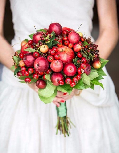 Mazzo Di Fiori Con Peperoncini.Bouquet Di Frutta E Verdura Pagina 2 Organizzazione Matrimonio
