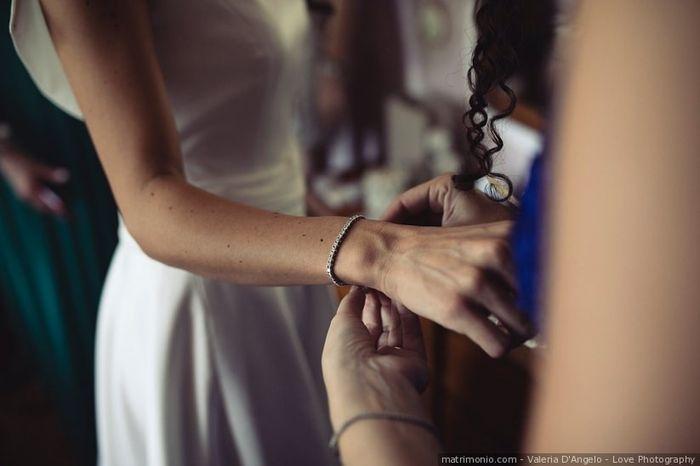 Quali gioielli può indossare la sposa? 1
