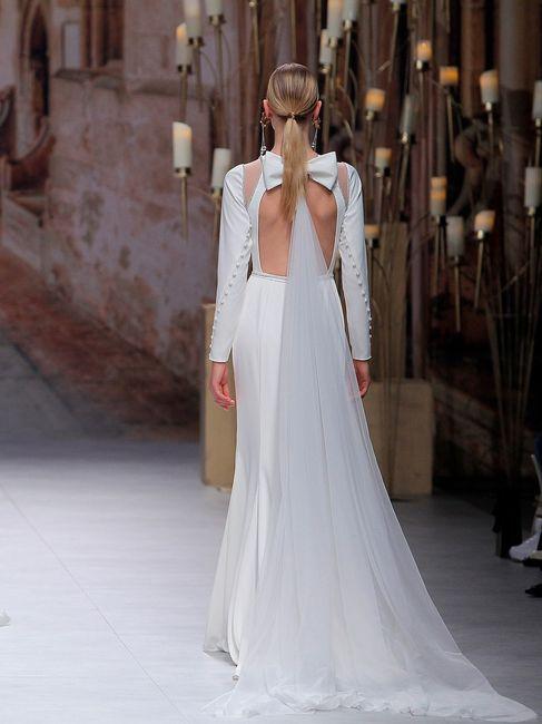 Speciale Bridal: la schiena 1