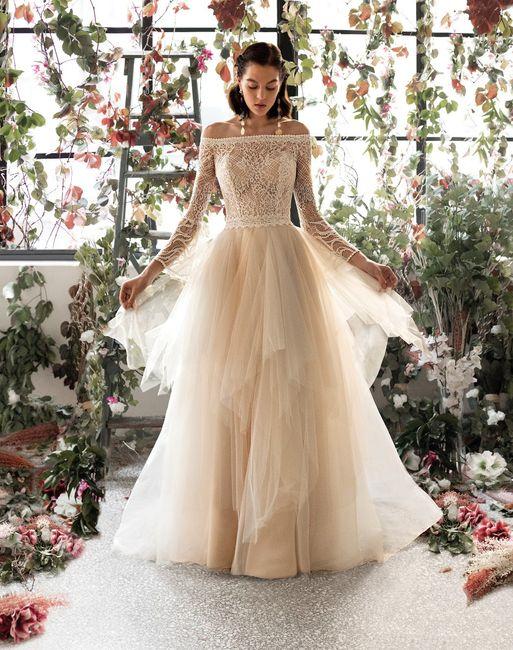 A ogni matrimonio l'abito da sposa! 1