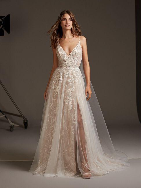 A ogni matrimonio l'abito da sposa! 2