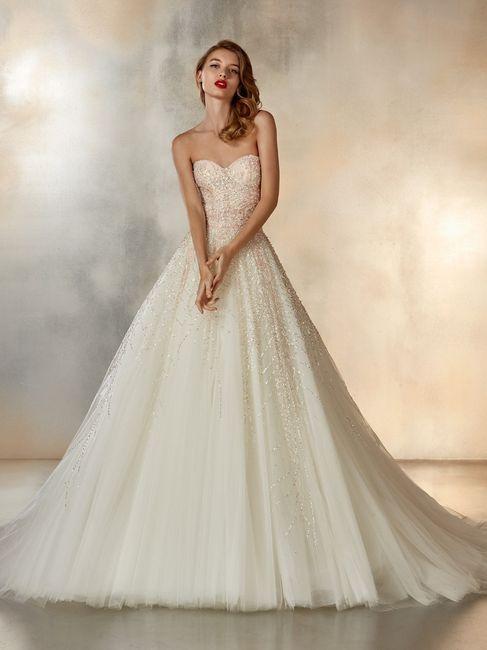 A ogni matrimonio l'abito da sposa! 3