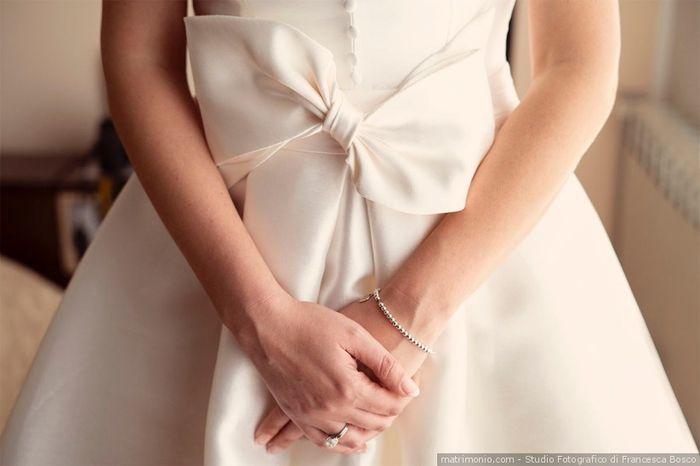 È necessario l'abito da sposa? 1