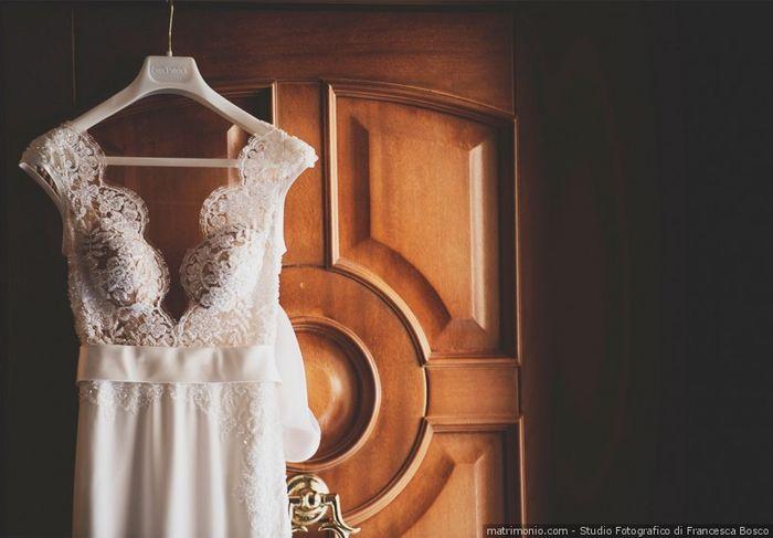Quanto costa l'abito da sposa? 1