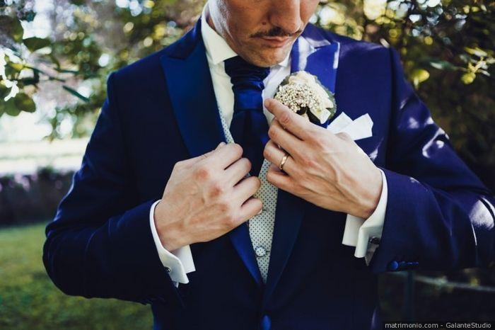Quanto costa il vestito da sposo? 1
