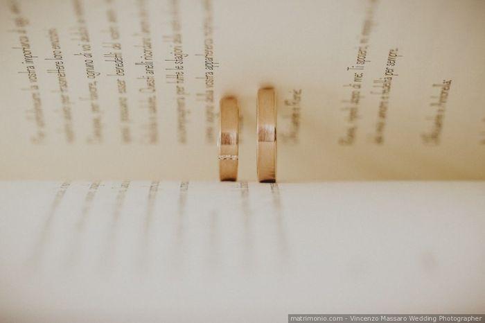 Game of weddings - le fedi 4