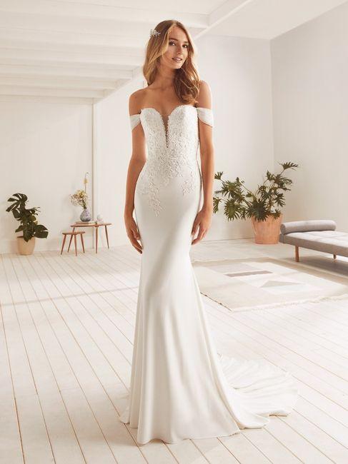 Quale tra questi abiti da sposa preferisci? 2