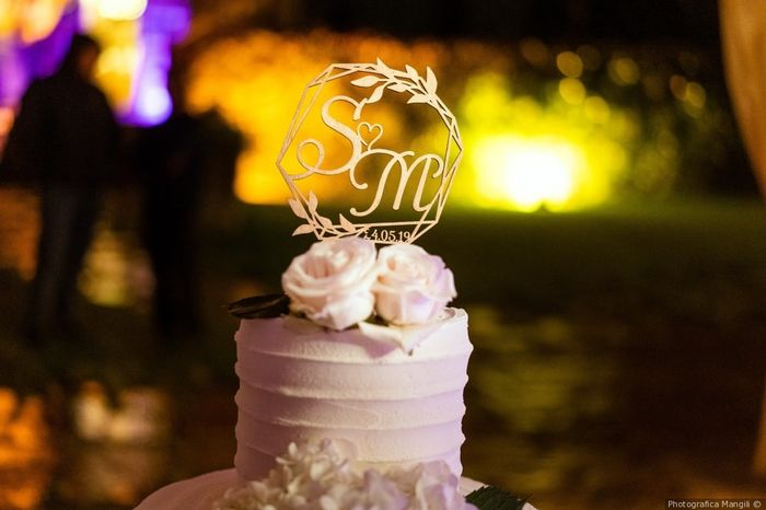 Quale cake topper non sceglieresti mai? 1
