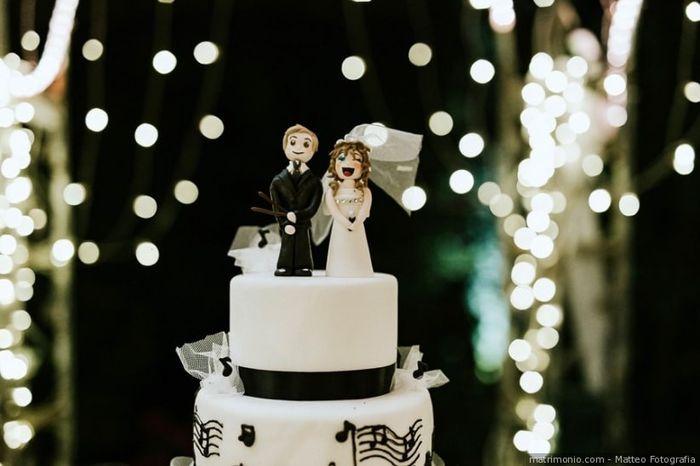 Quale cake topper non sceglieresti mai? 2