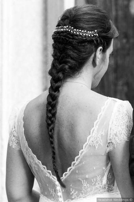 Scegli lo stile dell'accessorio per i capelli 2