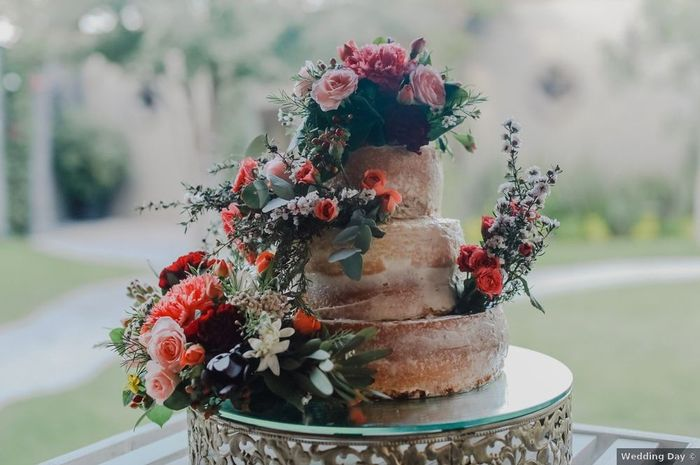 Destination wedding: la torta nuziale 1