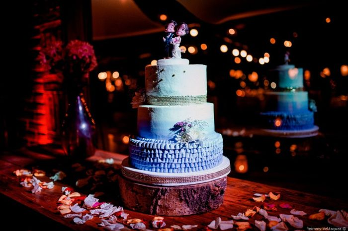 Destination wedding: la torta nuziale 3