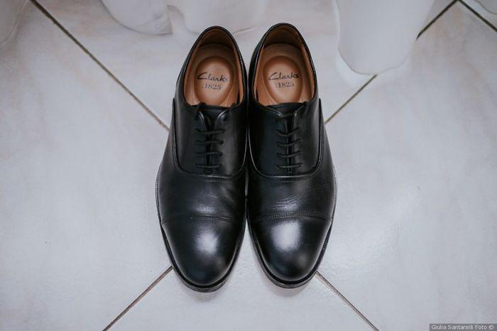 Look sposo: le scarpe 1
