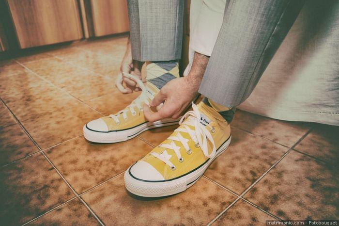 Look sposo: le scarpe 2