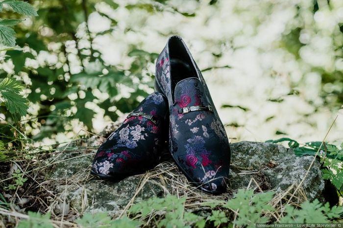 Look sposo: le scarpe 3