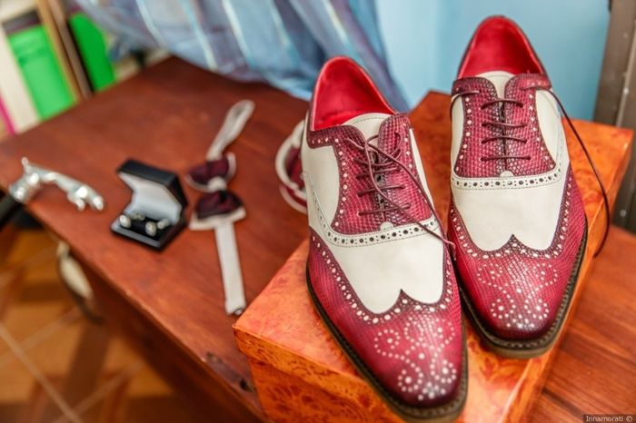 Look sposo: le scarpe 4