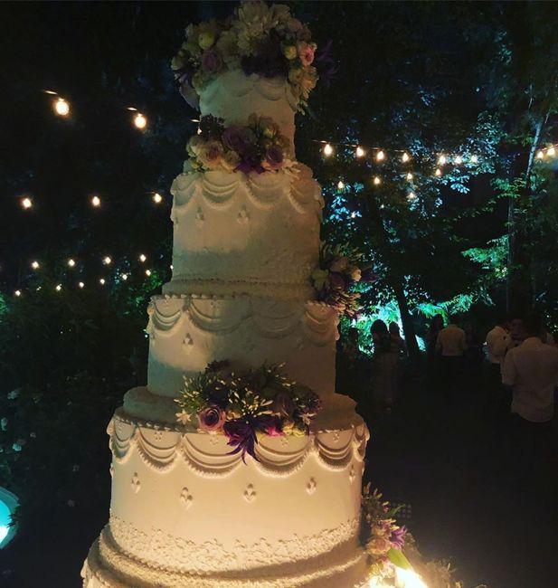 Turani VS Ferragni: la torta 1
