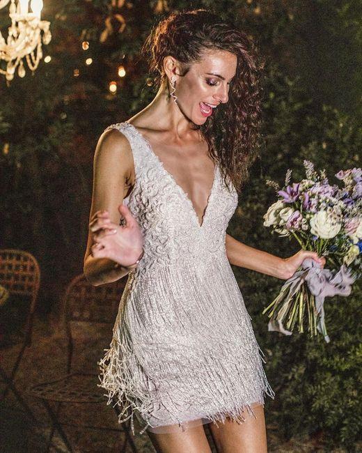 Turani VS Ferragni: il terzo abito da sposa 1