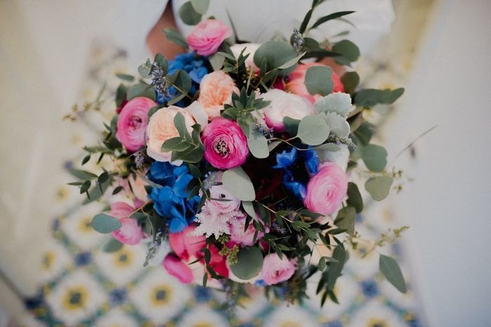 Bouquet: bianco o colorato? 2